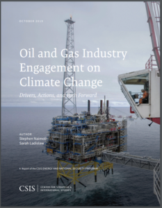 Oil and Gas Industry Engagement on Climate Change