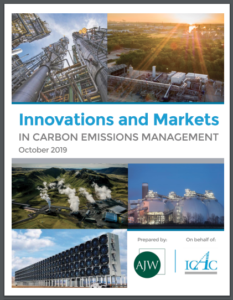 Innovations and Markets in Carbon Emissions Management