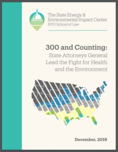 300 and Counting: State AGs Lead the Fight for Health and the Environment