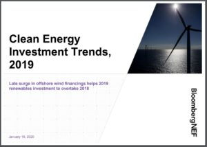 Clean Energy Investment Trends 2019