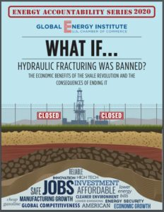 Hydraulic Fracturing was Banned?