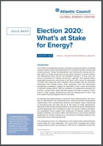 Election 2020: What's at Stake for Energy?