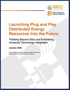 Launching Plug and Play Distributed Energy Resources Into the Future