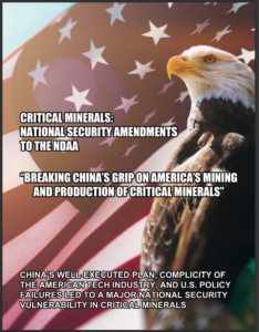 Critical Minerals: National Security Amendments to the NDAA