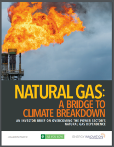 Natural Gas: A Bridge To Climate Breakdown