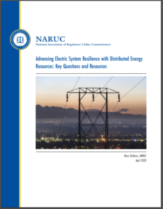 Advancing Electric System Resilience with Distributed Energy Resources: Key Questions and Resources