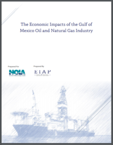 The Economic Impacts of the Gulf of Mexico Oil and Natural Gas Industry