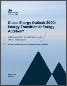 Global Energy Outlook 2020: Energy Transition or Energy Addition?