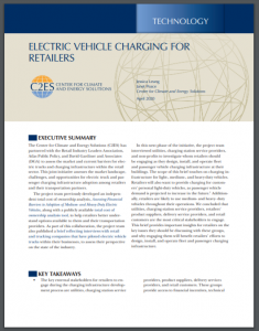 Electric Vehicle Charging for Retailers