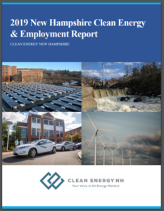 2019 New Hampshire Clean Energy & Employment Report