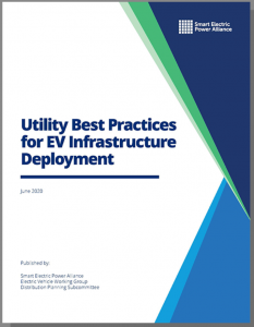Utility Best Practices for EV Infrastructure Deployment