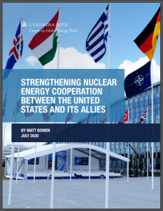 Strengthening Nuclear Energy Cooperation between the United States and Its Allies