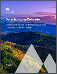 Decarbonizing Colorado: Evaluating Cap and Trade Programs to Meet Colorado's Emissions Targets