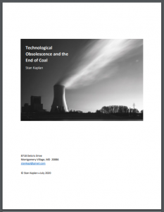 Technological Obsolescence and the End of Coal