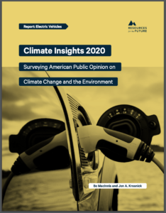 Climate Insights 2020: Electric Vehicles