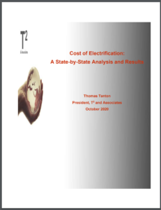 Cost of Electrification: A State-by-State Analysis and Results