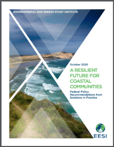A Resilient Future for Coastal Communities: Federal Policy Recommendations from Solutions in Practice