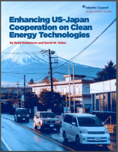 Enhancing US-Japan cooperation on clean energy technologies