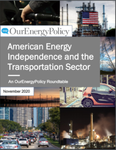 American Energy Independence and the Transportation Sector