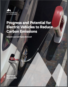 Progress and Potential for Electric Vehicles to Reduce Carbon Emissions