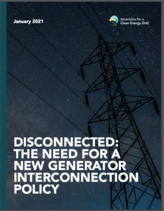 Disconnected: The Need for New Generator Interconnection Policy