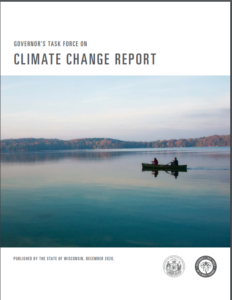 Wisconsin Governor's Task Force on Climate Change Report