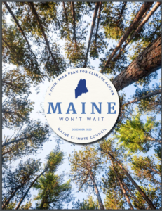 Maine Won't Wait: A Four-Year Plan for Climate Action