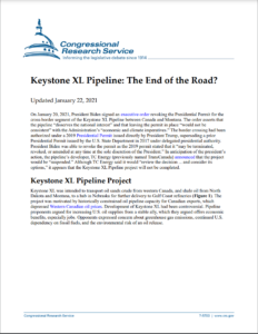 Keystone XL Pipeline: The End of the Road?