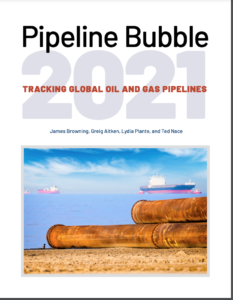 Pipeline Bubble 2021: Tracking Global Oil and Gas Pipelines