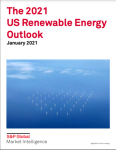 The 2021 US Renewable Energy Outlook: January 2021