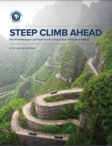 Steep Climb Ahead: How Fleet Managers Can Prepare for the Coming Wave of Electrified Vehicles