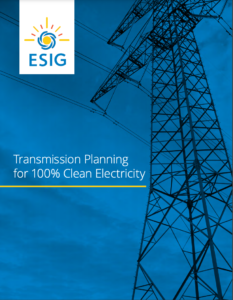 Transmission Planning for 100% Clean Electricity
