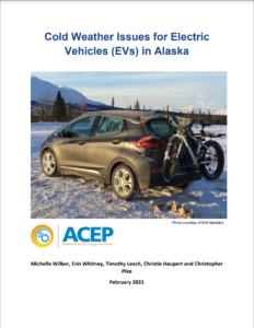 Cold Weather Issues for Electric Vehicles (EVs) in Alaska