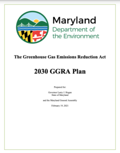 2030 Greenhouse Gas Emissions Reduction Act Plan