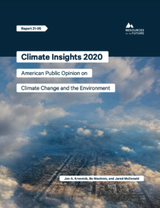 Climate Insights 2020: Synthesis Report