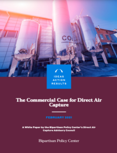 The Commercial Case for Direct Air Capture