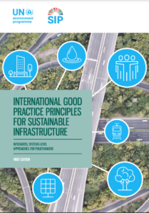 International Good Practice Principles for Sustainable Infrastructure