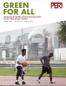 Green for All: Integrating Air Quality and Environmental Justice into the Clean Energy Transition