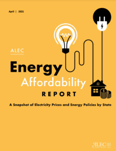 Energy Affordability Report: A Snapshot of Electricity Prices and Energy Policies by State
