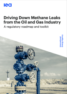Driving Down Methane Leaks from the Oil and Gas Industry: A regulatory roadmap and toolkit