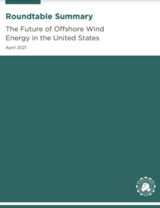 The Future of Offshore Wind Energy in the United States