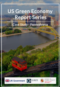 US Green Economy Report Series: Pennsylvania