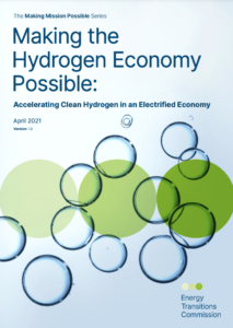Making the Hydrogen Economy Possible: Accelerating Clean Hydrogen in an Electrified Economy