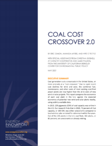 Coal Cost Crossover 2.0