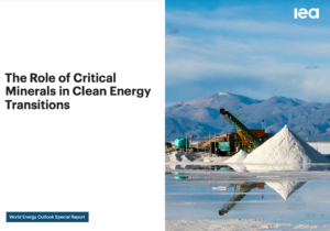 The Role of Critical Minerals in Clean Energy Transitions