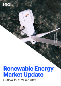 Renewable Energy Market Update: Outlook for 2021 and 2022