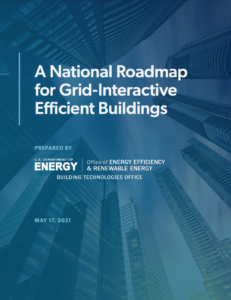 A National Roadmap for Grid-Interactive Efficient Buildings