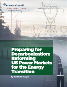 Preparing for Decarbonization: Reforming US Power Markets for the Energy Transition