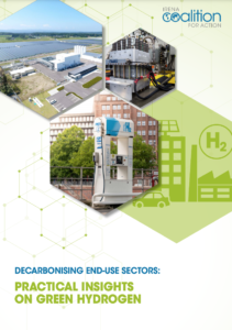 Decarbonizing end-use sectors: Practical insights on green hydrogen