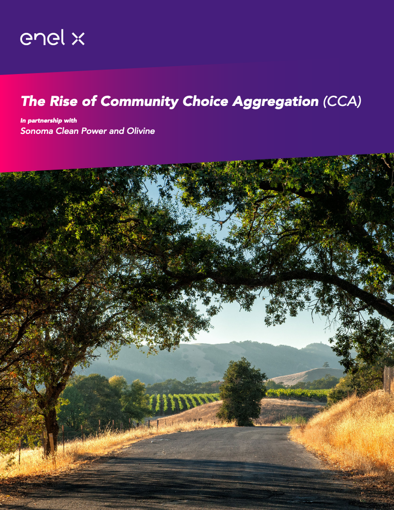 The Rise of Community Choice Aggregation (CCA)